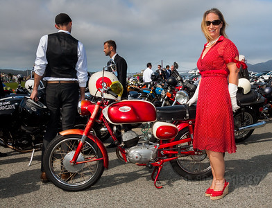 Distinguished Ladies and Gentleman's Ride 2014