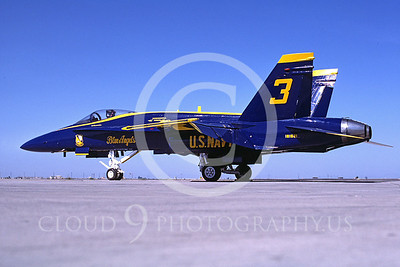 U.S. Navy BLUE ANGELS McDonnell Douglas F-18 Hornet Airplane Pictures