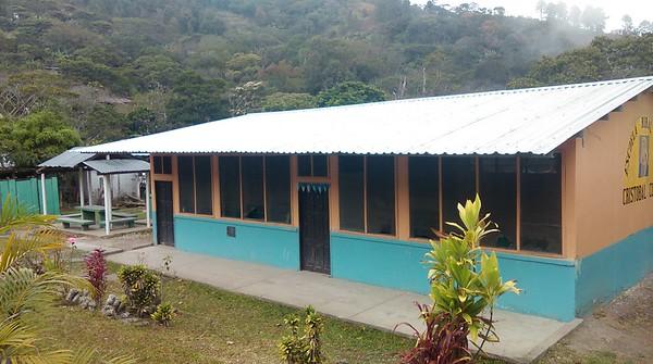 El Suyatal, Honduras, 2016