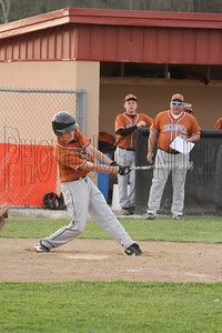 West JV Baseball