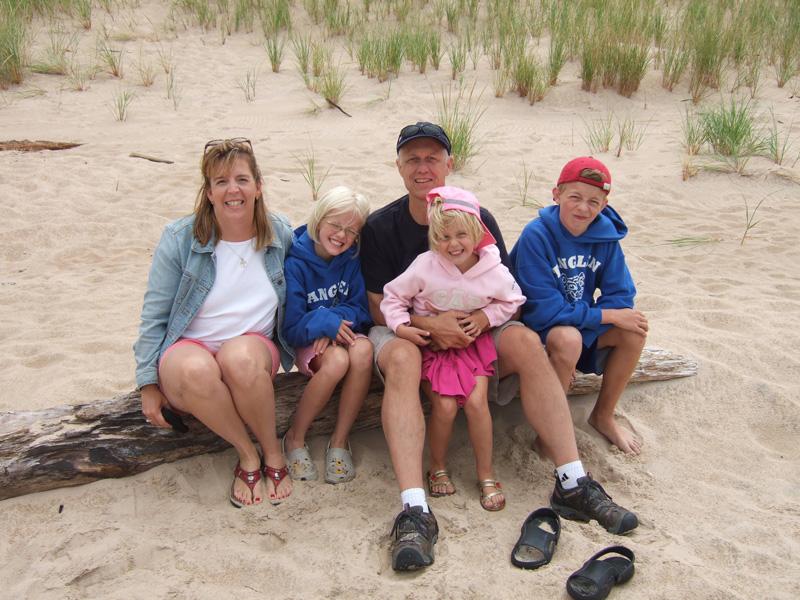 The Arneson family.jpg