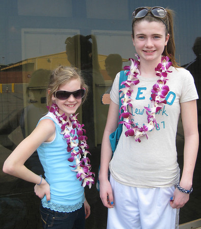 Ky and Kelsey's Hawaiian Adventure