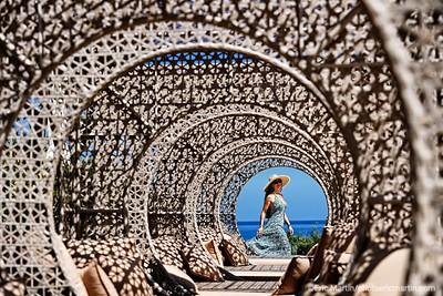 Italie. Sicile. Club Med Cefalu