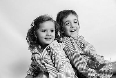JULIA Y ABRIL