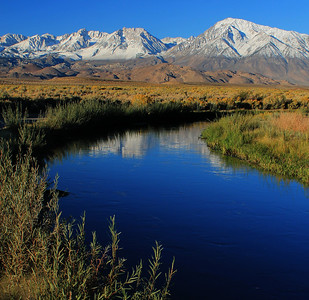 Eastern Sierra, October 6-11, 2011