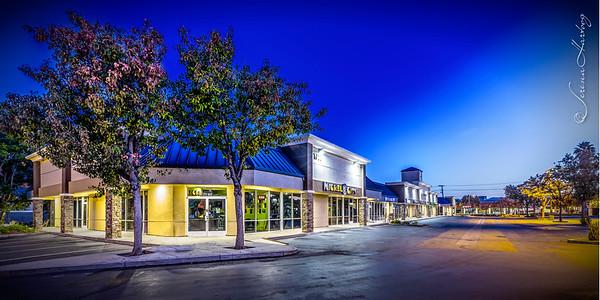 Branham Shopping Center