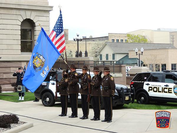 2016 Manitowoc County Law Enforcement Memorial