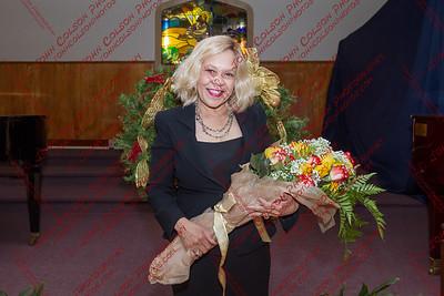 Helen Giddings Retirement Recognition @ St Luke CUMC - 20181230