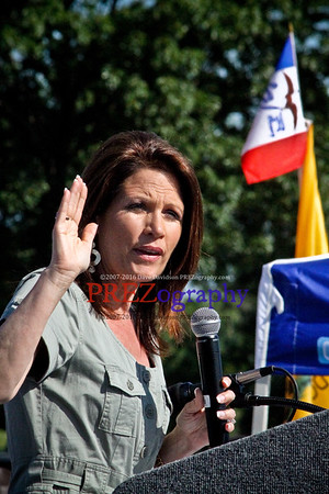 Michele Bachmann Tea Party Bus
