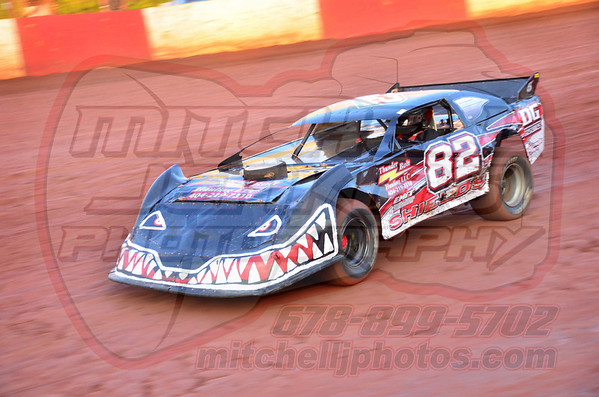 Dixie Speedway 8/27/16