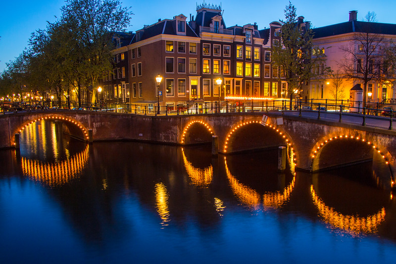 Prinsengracht and Leidsegracht
