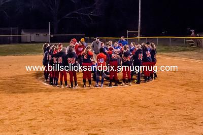 Middle School Softball 2018