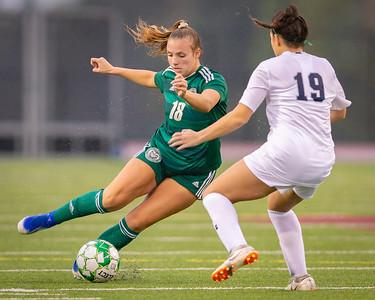 2019-10-22 | Girls HS Soccer | Central Dauphin vs. Chambersburg (D3 1st Rd)