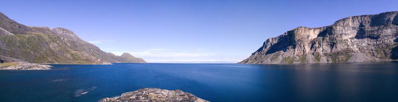 Sirmilik Glacier from Curry Island