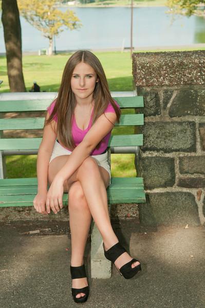 Lauren's fun photo shoot