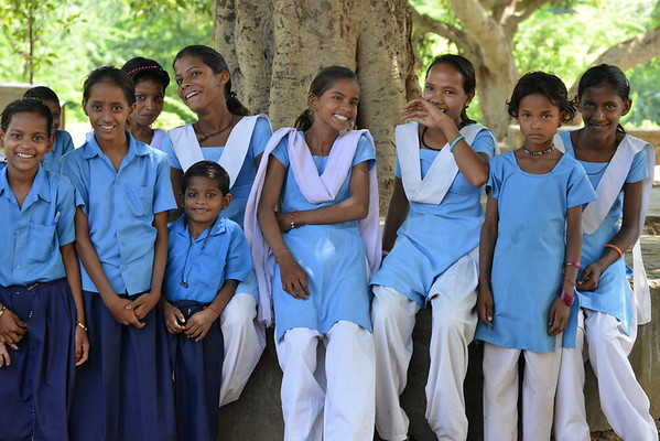 Majority World - Educate Girls