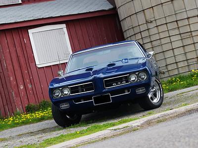 My 1969 Pontiac GTO