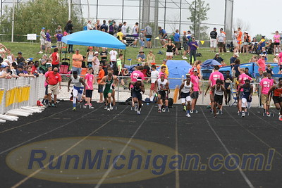 100M Boys' Finals - 2016 MHSAA LP D1 TF Finals