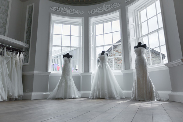 Amanda K Bridal Boutique Interior