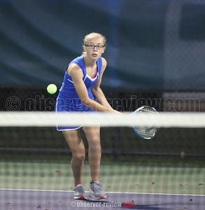 Penn Yan Tennis 9-22-15
