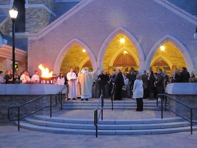 Easter Vigil 4.19.2014