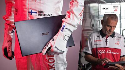 Acer  Sauber Motorsport 2021