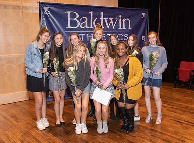 Fall Athletics Awards 2019