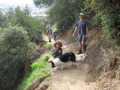 Garcia Trail 1/3/2010