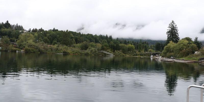 Lake Cowichan - 25 September 2017