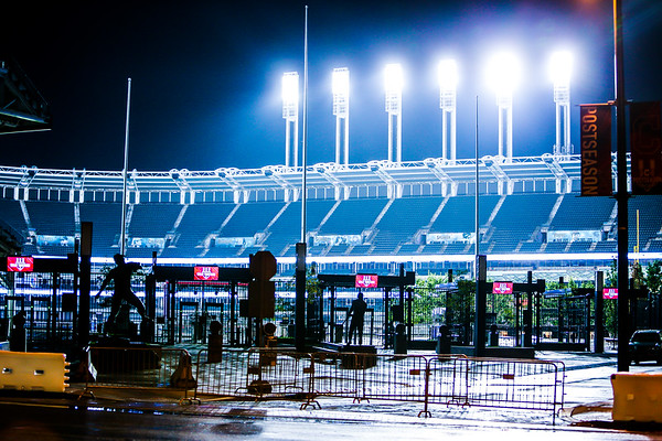 The Q - Progressive Field - First Energy  Stadium CLE