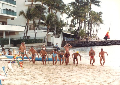 4th Annual Ocean Triathlon Championship 3-21-1987