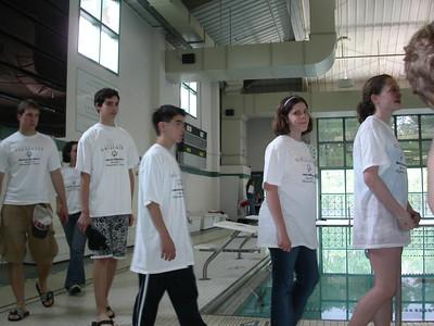 SOMO Aquatics qualifier 2003