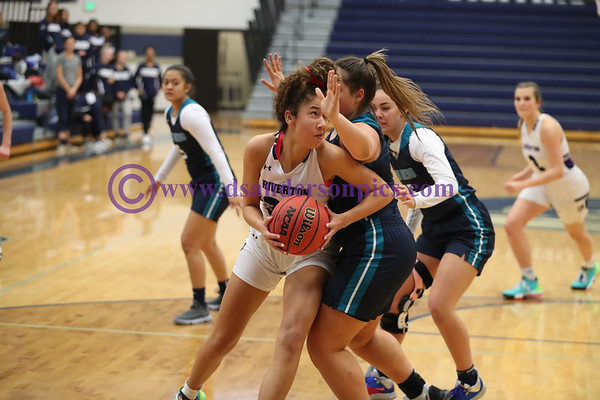 2019 12 19 RHS VS JUAN DIEGO GIRLS BBALL