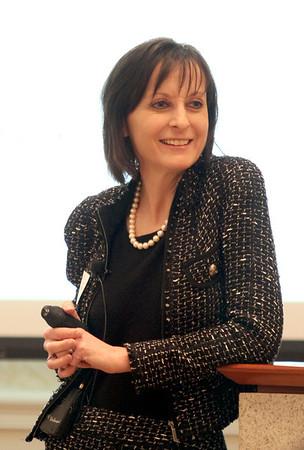 2013 Executive Forum Macon Julie Gebauer, Managing Director, Towers Watson