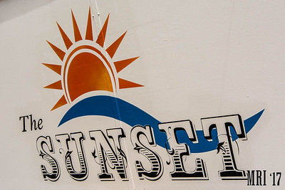 """'wheelin' the Missouri - Paddlewheeler """"Sunset"""" on Lake Francis Case"""