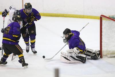 Athena/Odyssey Hockey Semi Finals 2014