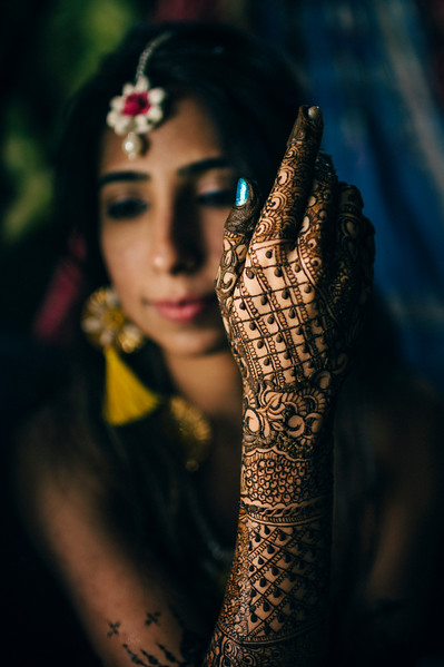 Mehndi - Hina