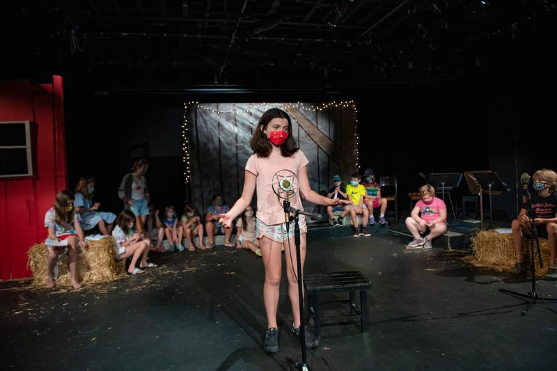 Rehearsal / Camp Candids