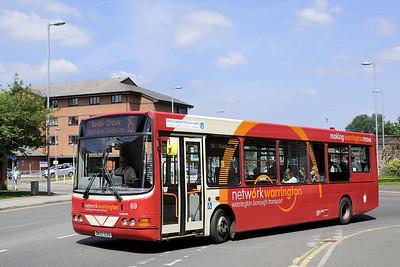 Warrington Transport