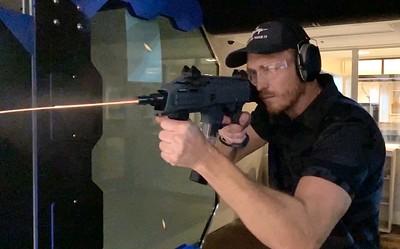 December Gun Range