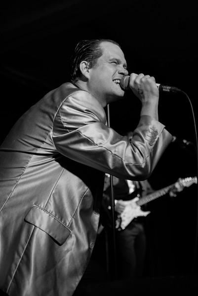Electric Six + Support, Fruit, Hull (07.11.16)