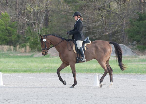 DRHC 2014 Pony Club Trials DRESSAGE AND STADIUM