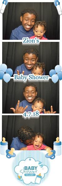 4.7.18 Zion's Baby Shower