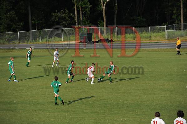 Wheatmore JV Soccer