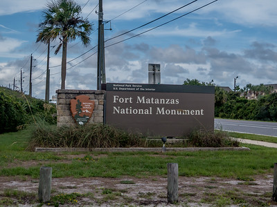 2016 Fort Matanzas National Monument ~ FL
