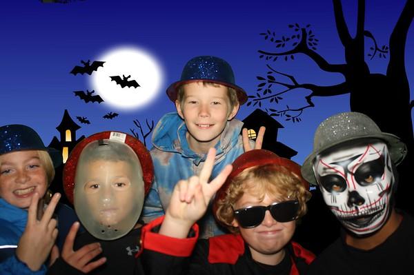 Harns Halloween Bash