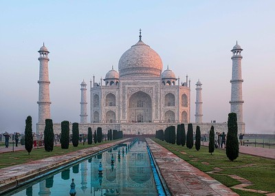 Journey Across India.