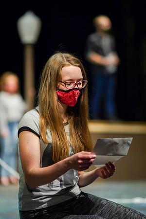 Eurydice Rehearsal