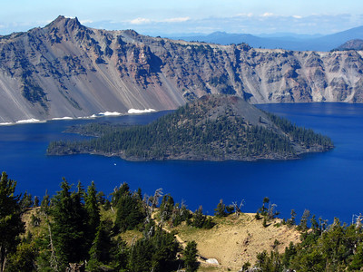 Crater Lake: Sept 15-18, 2011