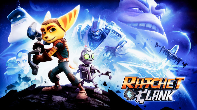 Ratchet and Clank (PS4 Pro HDR)